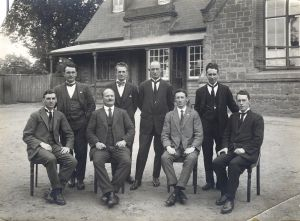 Ballarat Junior Technical School staff c1919