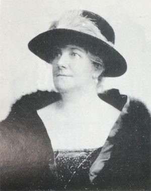 Lady Mille Gertrude PEACOCK (HOLDEN) (1870-1948)