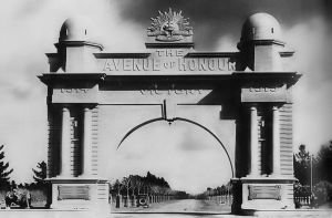 ARCH OF VICTORY 1921