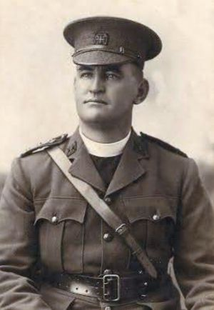 Chaplain Frederick Percy WILLIAMS